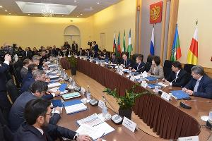 Регионы СКФО презентовали приоритетные инвестпроекты Корпорации МСП