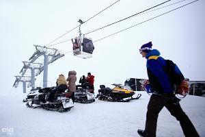 Более 5 тыс. туристов отдыхают в горах Северного Кавказа