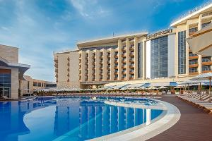 Kempinski Grand Hotel в Геленджике может достаться ВЭБу за долги