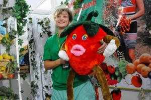 """За время работы """"Кубанской ярмарки-2015"""" было продано 840 тонн сельхозпродукции"""