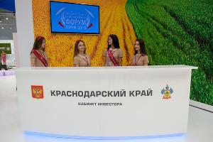 """Более 20 соглашений заключил Краснодарский край на форуме """"Сочи-2015"""""""