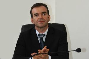 Кондратьев призвал аграриев заняться производством конкурентоспособной продукции