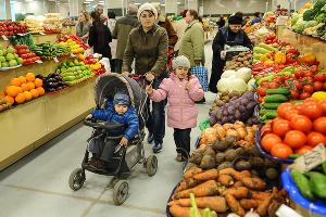 В Сочи откроют социальные ряды для продажи сельхозпродукции