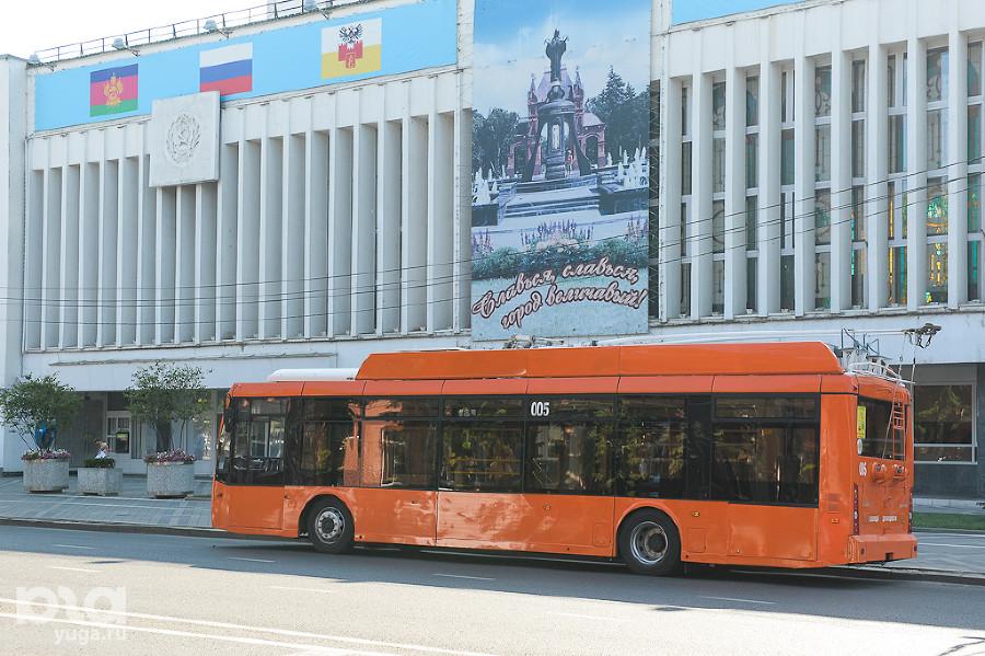 Мэрия Краснодара объяснила, почему повышает цены напроезд втрамвае итроллейбусе