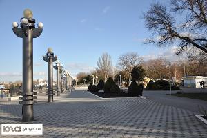 Бесплатные экскурсии по Анапе организуют для туристов в новогодние праздники