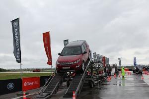 В Краснодаре состоялось роуд-шоу Jaguar Land Rover