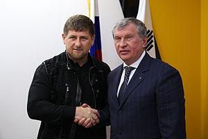 """""""Роснефть"""" и Чечня заключили соглашение о сотрудничестве"""