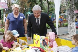 Почти все застройщики Краснодара выделили участки для школ и садиков