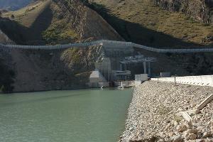 Гоцатлинская ГЭС в Дагестане официально введена в эксплуатацию