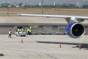 В аэропорту Махачкалы началось строительство международного терминала