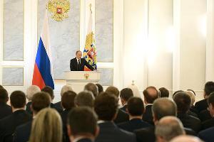 Путин увидел позитивные тенденции в российской экономике