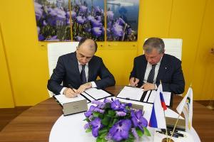 """""""Роснефть"""" и Кабардино-Балкария подписали первое соглашение о сотрудничестве"""