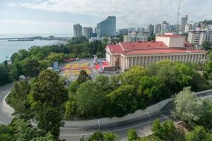 Краснодар и Сочи вошли в ТОП-10 самых популярных направлений России