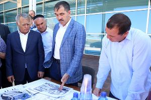 В Ингушетии построят первый гостиничный комплекс для спортсменов