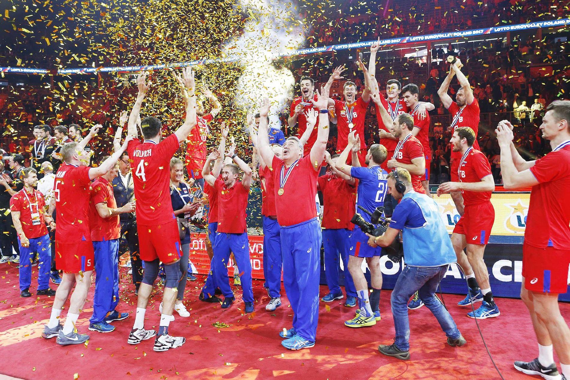 Поздравления волейболисту с победой