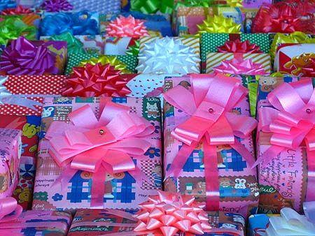 Что подарить на новый год племяннице