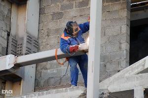 Объем строительных работ на Кубани в январе-мае сократился на 15,3%