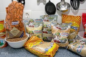 """Кубанская """"продуктовая корзина"""" в октябре оказалась самой дорогой в ЮФО"""