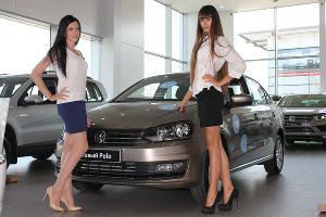"""""""КЛЮЧАВТО"""" презентует новый Volkswagen Polo вечеринкой в """"Зерне"""""""