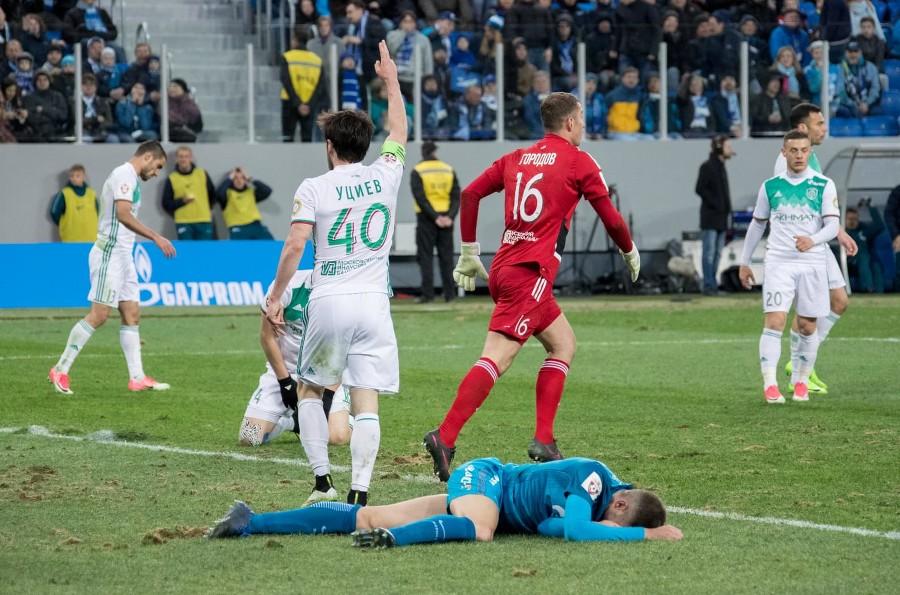 Зенит матчи на петровском