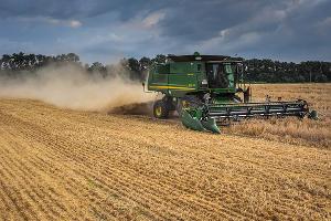 Гулькевичские аграрии завершили уборку зерновых культур