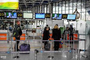 Рост пассажиропотока в аэропортах Кубани в январе 2016 года составил 15%