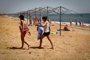 Аксенов: Крым не смог за год стать достойной альтернативой турецким и египетским курортам