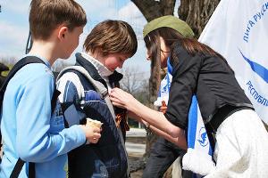 Библиотекари приняли участие в международной патриотической акции читаем детям о войне