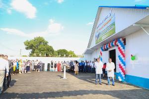В Ингушетии запустили первый молзавод
