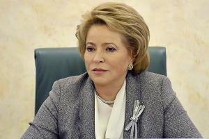 Матвиенко: Крым и Севастополь будут полностью обеспечены российской энергией через полтора года