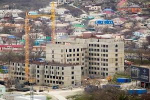 В Новороссийске строится штаб военно-морской базы