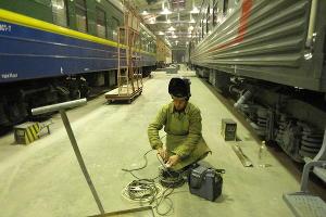 Новороссийский вагоноремонтный завод будет заниматься обслуживанием грузовых вагонов