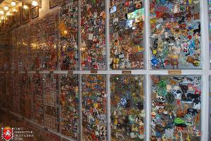 Музей магнитов открыли в Гурзуфе