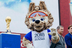 В Сочи открыли парк Кубка конфедераций-2017