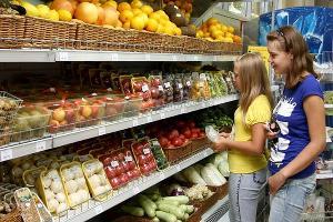 Оборот розничной торговли на Кубани сократился на 1,3%