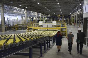 Каспийский завод листового стекла признан банкротом