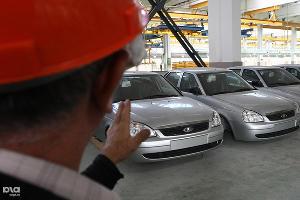 """Сборка """"Приор"""" стала локомотивом роста промпроизводства Чечни в 2015 году"""