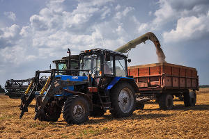 Аграрии Кубани собрали более 9,4 млн тонн зерна