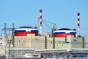 На Ростовской АЭС после регламентных работ включили в сеть энергоблок №3