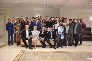 """В КБ """"Кубань Кредит"""" состоялся конкурс лучших молодежных бизнес-проектов"""