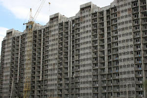 В Краснодарском крае ввод жилья в эксплуатацию в январе-июне вырос на 20%