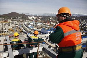 На Кубани объем строительных работ в январе-феврале сократился на 17%