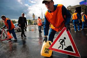Власти Адыгеи на 60 млн рублей увеличили финансирование реконструкции дорог Майкопа