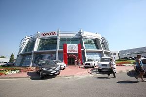КЛЮЧАВТО признан лучшим дилером Toyota по итогам 2014 года