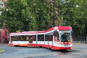 В Краснодаре планируют начать крупноузловую сборку трехсекционных трамваев