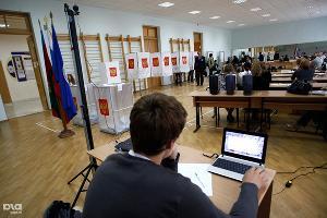 Выборы в Законодательное собрание Краснодарского края ©Влад Александров, ЮГА.ру