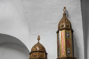 Джума-мечеть в Дербенте ©Елена Синеок, ЮГА.ру