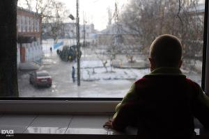 2011 год в фотографиях. День матери в женской колонии ©http://www.yuga.ru/photo/1036.html
