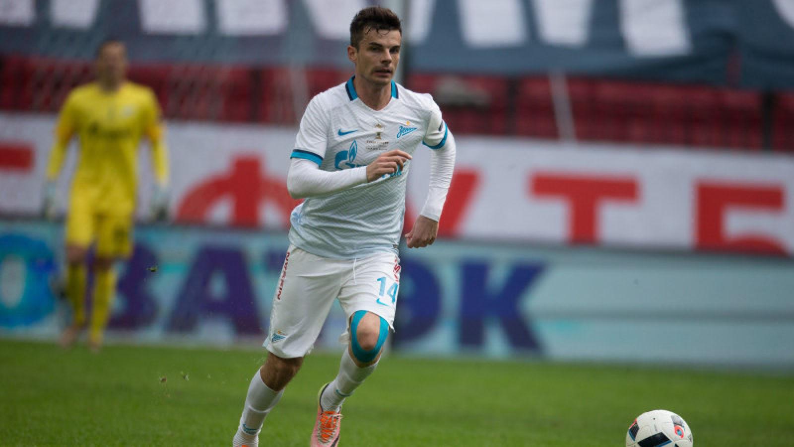 Юсупов близок кпереходу из«Зенита» в«Ростов»
