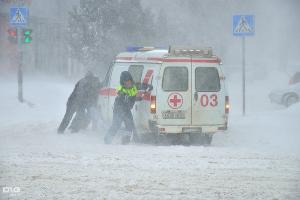 Снежный кризис в Ростове-на-Дону ©Андрей Бойко, ЮГА.ру